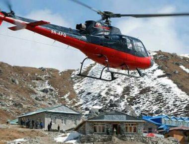 Annapurna Heli Tour in Nepal