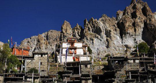 Bharkha Old Monastery