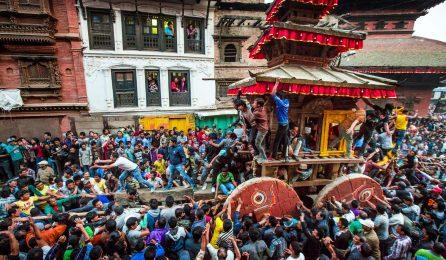 biskat jatra nepal
