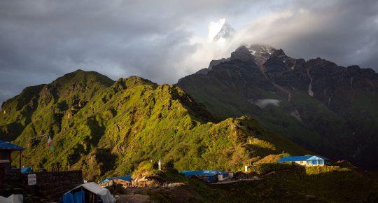 High Camp Mardi Himal Trek