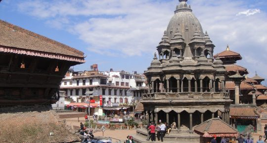 patan sightseeing