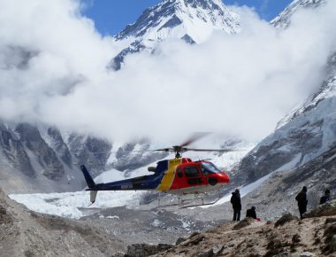 Annapurna Base Camp Trek and Heli Tour