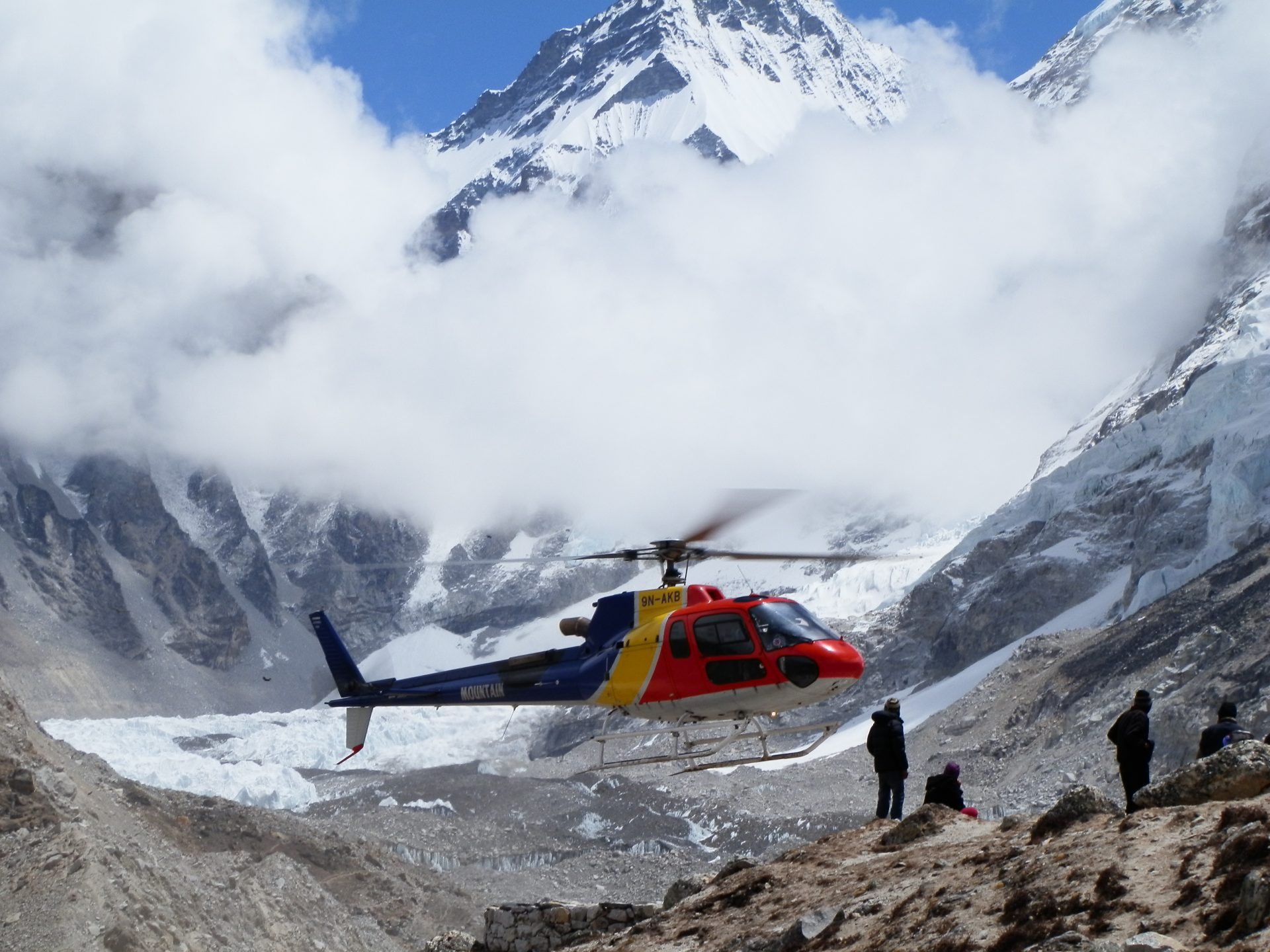 Annapurna Base Camp Trek and Heli Tour