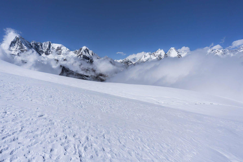 mera peak summits