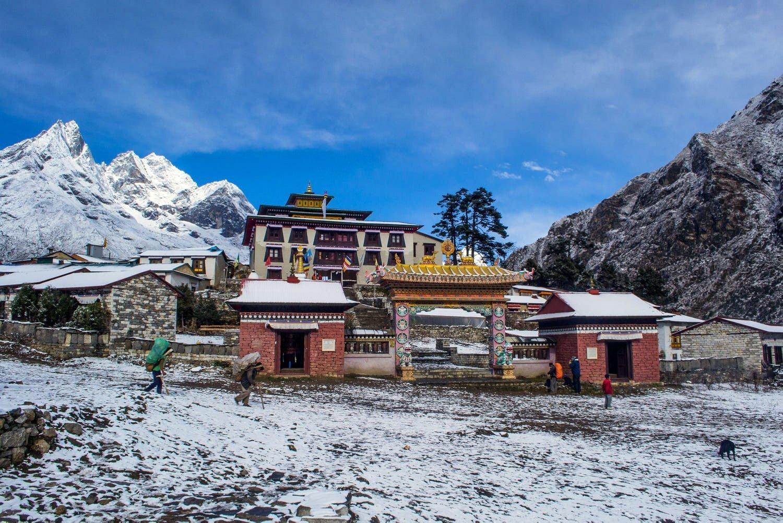 monastery everest