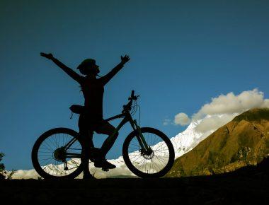 mountain biking nepal