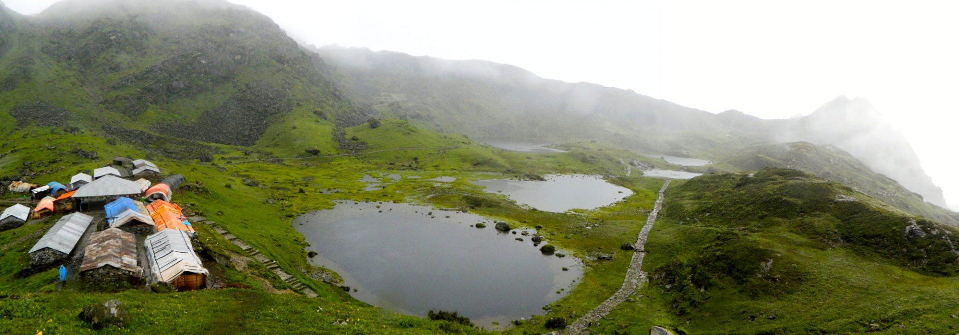 paanch pokhari nepal