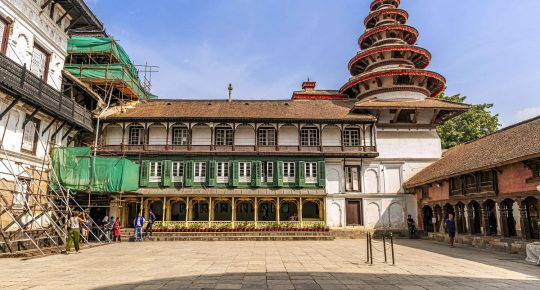 sightseeing kathmandu durbar
