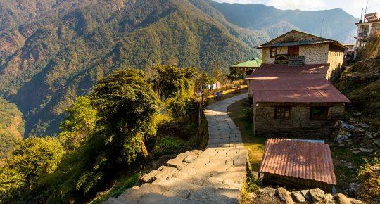 Sinuwa Annapurna Trekking