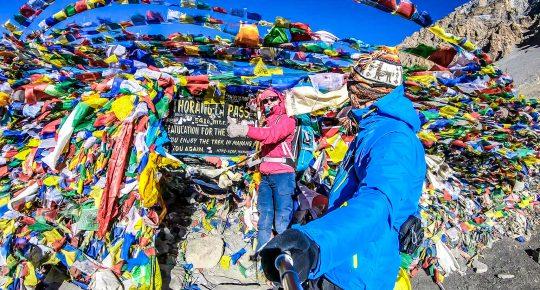 Throung La Pass Nepal