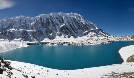 tilicho lake of nepal