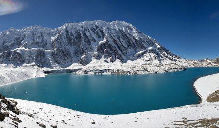 tilicho lake of nepal