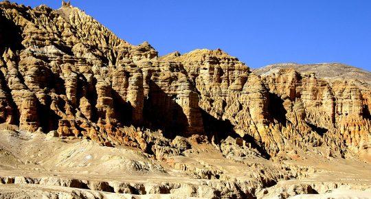 upper mustang cliffs
