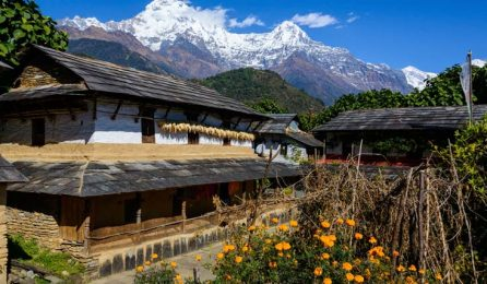 gurung heritage nepal