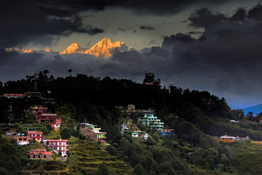 Sunrise Nagarkot
