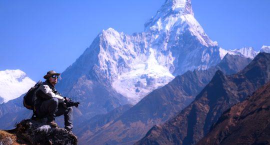 everest trekking region travel max guide