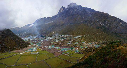 Khumjung Village Mount Khumbila