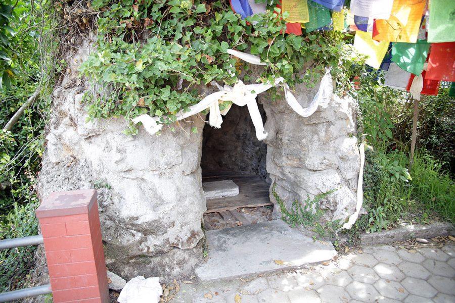 Cave Namo Buddha