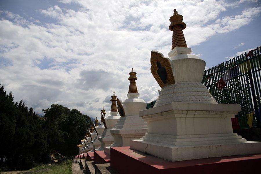 Stupa Namo Buddha