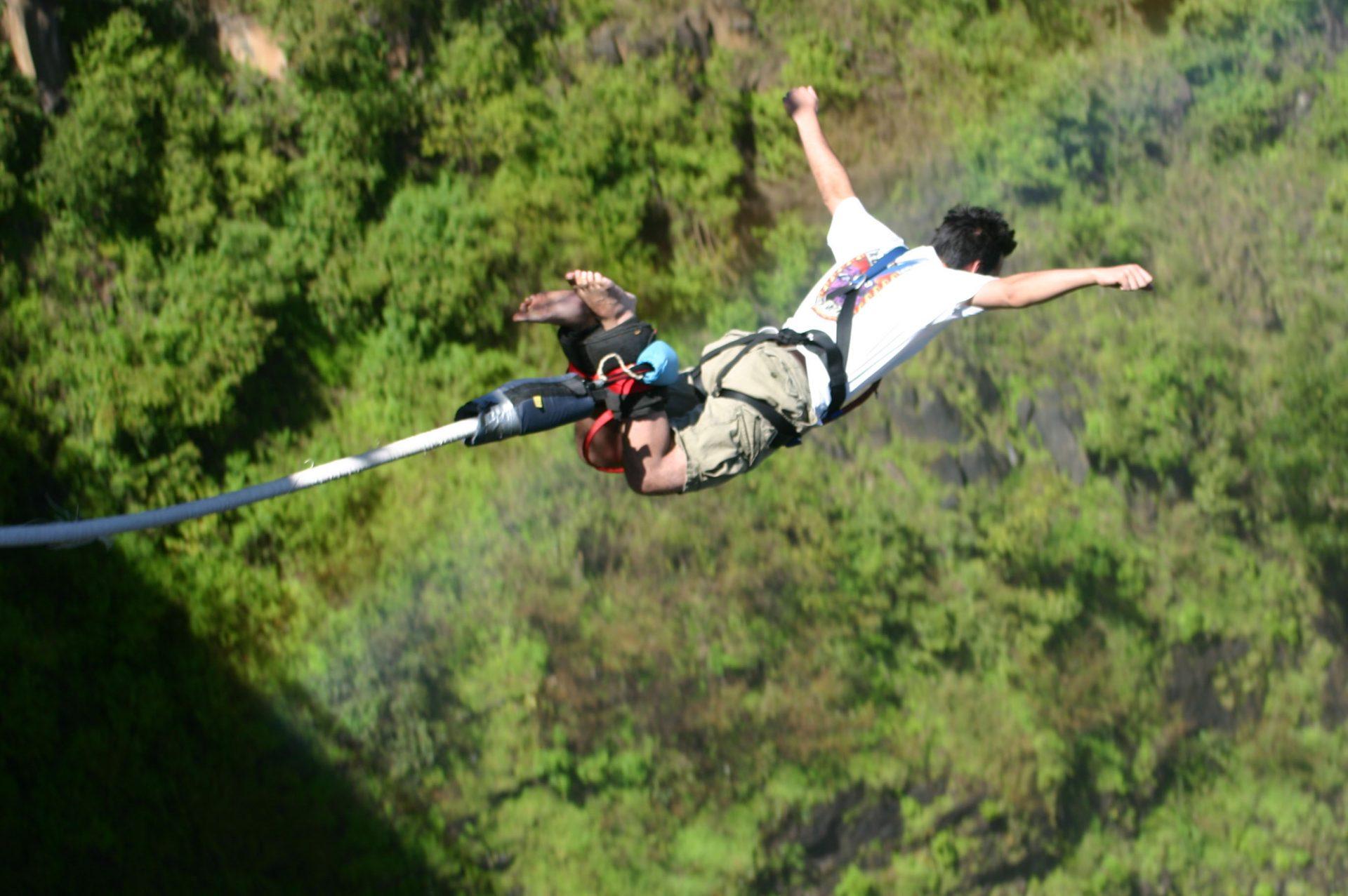 Bungy Nepal Jump