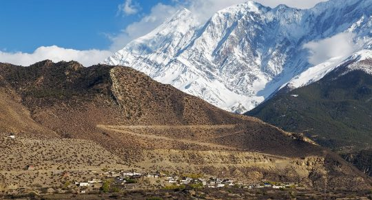 Jomsom Nepal Tour