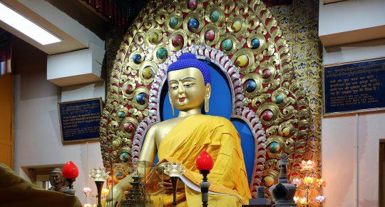 Namgyal Monastery Lo-Manthang