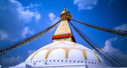 Boudhanath Kathmandu Sighseeing