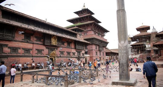 Patan Durbar Square Sightseeing