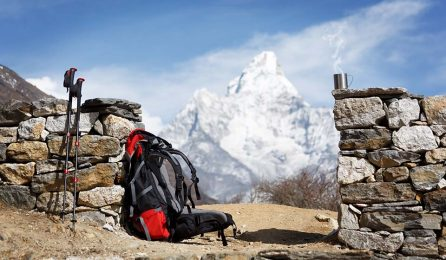 Trekking gear to Everest